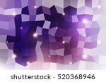holiday polygonal background....   Shutterstock .eps vector #520368946