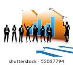 business concept | Shutterstock .eps vector #52037794