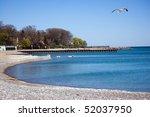 pier   the beaches   famous... | Shutterstock . vector #52037950