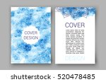 template brochure pages...   Shutterstock .eps vector #520478485