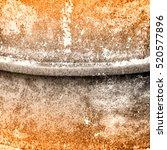 old metal barrel background  | Shutterstock . vector #520577896
