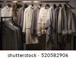 women clothing   fall winter... | Shutterstock . vector #520582906