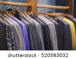 man clothing | Shutterstock . vector #520583032
