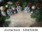 christmas background | Shutterstock . vector #520652638