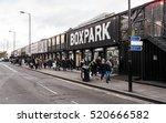 london  england   13 november...   Shutterstock . vector #520666582