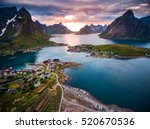 lofoten islands is an...