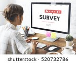 Small photo of Survey Suggestion Opinion Review Feedback Concept