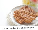 Small photo of almond cookie