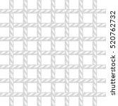 net of rope in white design    Shutterstock .eps vector #520762732