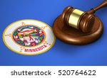 minnesota us state law  legal... | Shutterstock . vector #520764622
