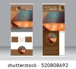 Roll Up Banner Stand Template....