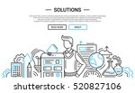 solutions   illustration of