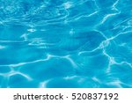 water in the pool background. | Shutterstock . vector #520837192