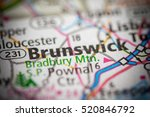 brunswick. maine. usa   Shutterstock . vector #520846792