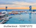 Barcelona Cruise Port  Public...