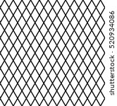 seamless diamonds pattern.... | Shutterstock .eps vector #520934086
