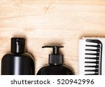 hair care and styling...   Shutterstock . vector #520942996