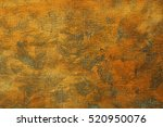 oil painting on canvas vintage...   Shutterstock . vector #520950076
