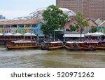 singapore  singapore   august 4 ... | Shutterstock . vector #520971262