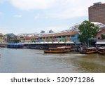 singapore  singapore   august 4 ... | Shutterstock . vector #520971286