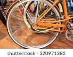 bicycles | Shutterstock . vector #520971382