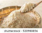 soy powder | Shutterstock . vector #520980856