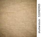 sackcloth  cloth texture | Shutterstock . vector #520985905
