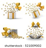 christmas and new year's day   ... | Shutterstock . vector #521009002