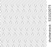 seamless geometric pattern.... | Shutterstock .eps vector #521023075
