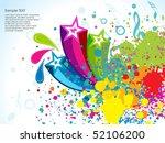 modern vector illustration... | Shutterstock .eps vector #52106200
