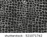 distressed overlay texture of... | Shutterstock .eps vector #521071762