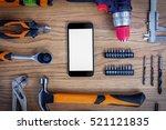 Workshop Set  With Smart Phone. ...
