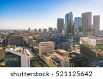 los angeles  california usa.  ... | Shutterstock . vector #521125642