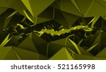 futuristic background with... | Shutterstock . vector #521165998