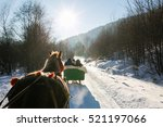 Ride In A Sleigh Pulled By...