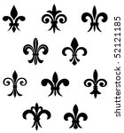 Royal French Lily Symbols For...