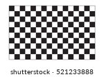 checkered flag. racing flag... | Shutterstock .eps vector #521233888