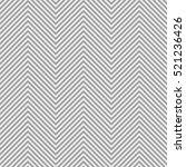seamless grey herringbone | Shutterstock .eps vector #521236426