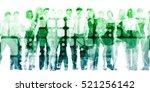 skills training programmes and... | Shutterstock . vector #521256142