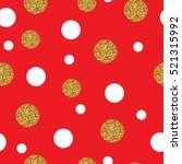 Festive Seamless Pattern With...