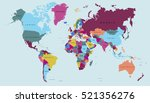 World Map Countries. World Map...