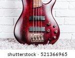 Rosewood Bass Electric Guitar...