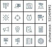set of 16 project management...