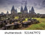 candi prambanan is a 9th...   Shutterstock . vector #521467972