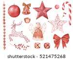 Watercolor Christmas Collection....