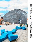 vienna  austria   october 11 ... | Shutterstock . vector #521486248
