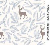 beautiful seasonal christmas...   Shutterstock .eps vector #521529022