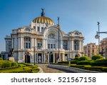 Palacio de Bellas Artes (Fine Arts Palace) - Mexico City, Mexico