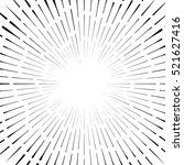 abstract circular element ... | Shutterstock .eps vector #521627416