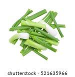 Green Spring Onion  Chopped...